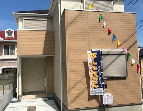 堺市西区 北条町 新築戸建