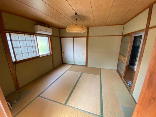 1階 和室(寝室)