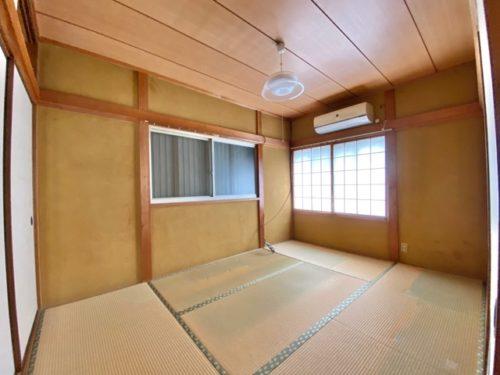 2階 6帖の和室(子供部屋)